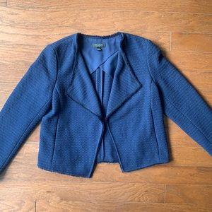 Ann Taylor | Navy Suit Jacket Petite Medium